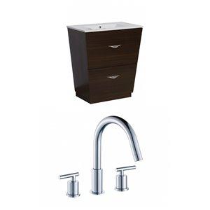 Vee Vanity Set  - Single Sink - 21