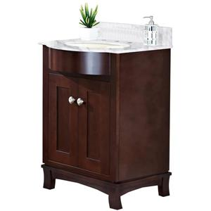 Tiffany Vanity Set  - Single Sink - 25.5