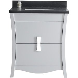 Bow Vanity Set  - Single Sink - 30.5