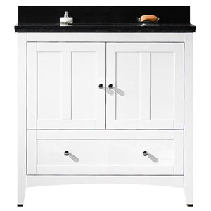 Shaker Vanity Set  - Single Sink - 36