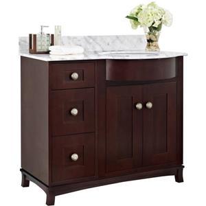 Tiffany Vanity Set  - Single Sink - 37.8