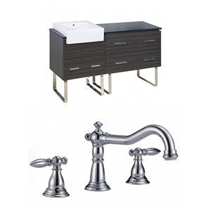 Xena Farmhouse Vanity Set  - Single Sink - 60.75