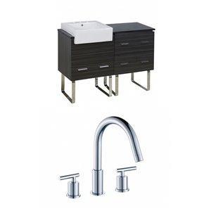 Xena Farmhouse Vanity Set  - Single Sink - 48.75