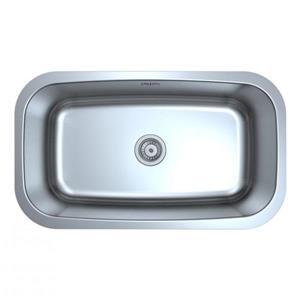Capri Undermount Single  Kitchen Sink - 32