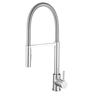 Ancona Barista Kitchen Faucet - Polished Chrome