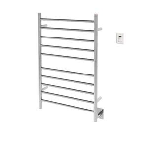 Ancona Comfort Dual 10-Bar Towel Warmer with Timer, 36""