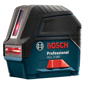 Bosch Self-Leveling Cross-Line Laser - Plumb Points