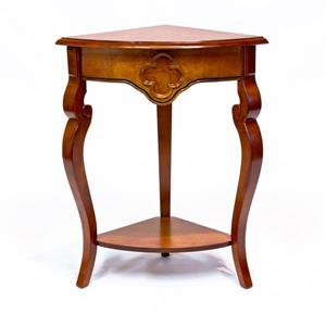 Table d'angle All Things Cedar, Cerise, 24
