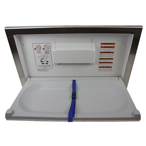 Frost Stainless Steel Baby Changing Table