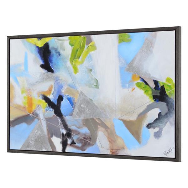 "Ornement mural Polari, 32"" x 50"", toile"