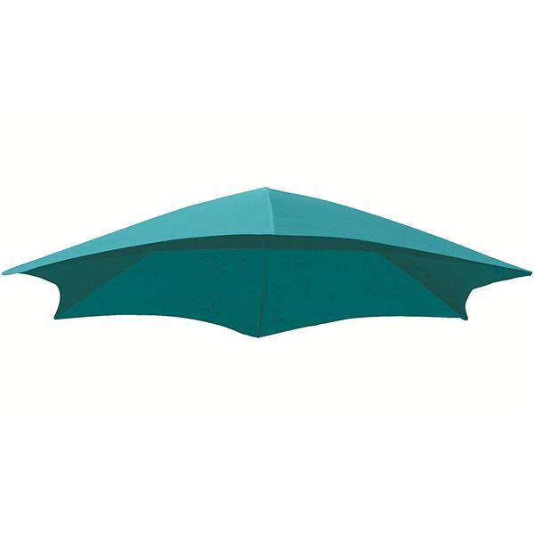 Dream Umbrella Fabric -True Turquoise