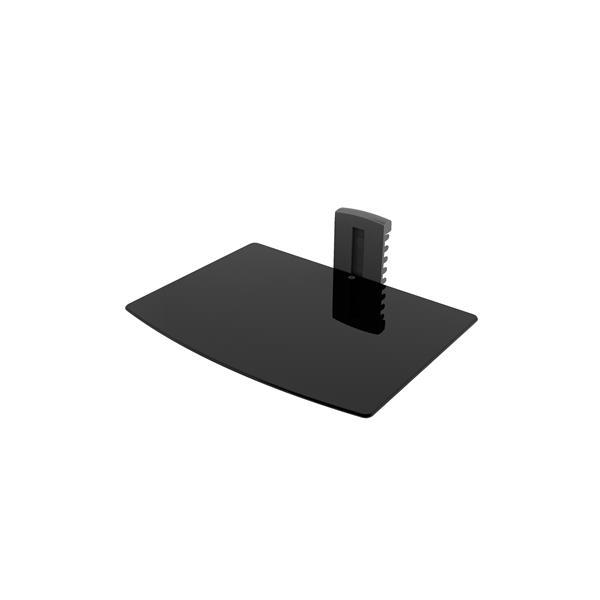 Tablette murale, noir