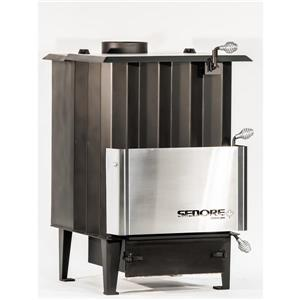 Sedore Stoves Classic 3000 Multi-Fuel Biomass Stove -Black