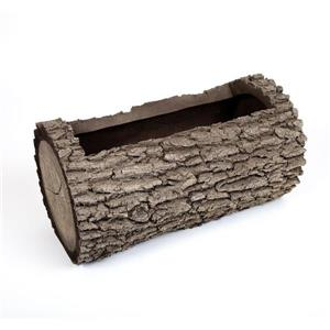 Horizontal Oak Planter - 16.5''
