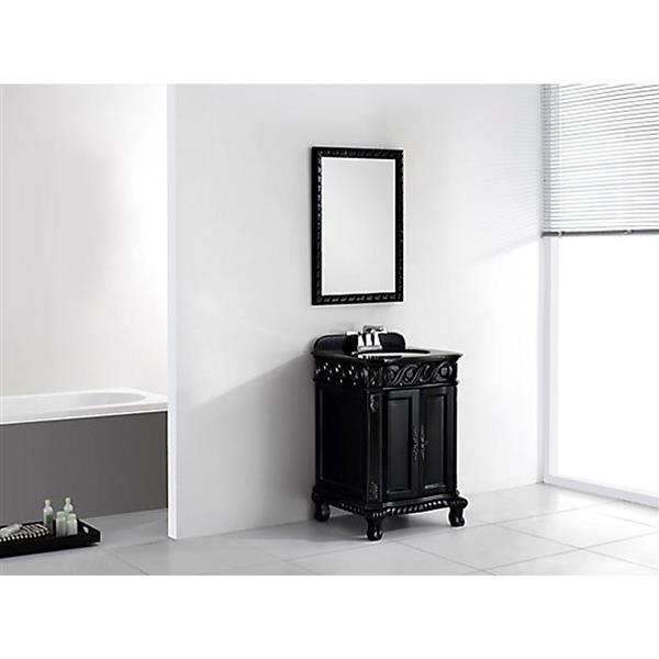 Miroir mural de vanité Jess, 22''