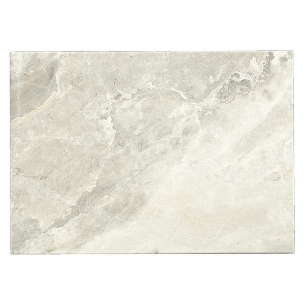 Ceramic Tile Prisma Light Gray - 18.96 sqft/case