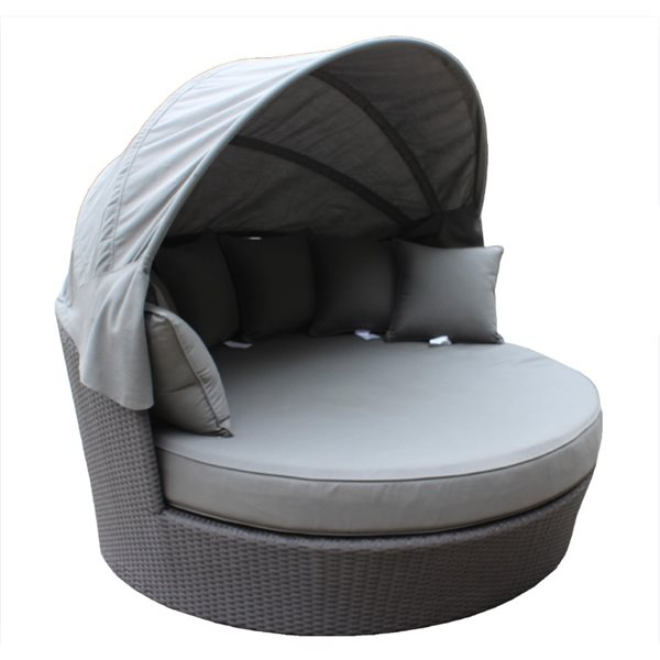 Tao Day Bed - Grey