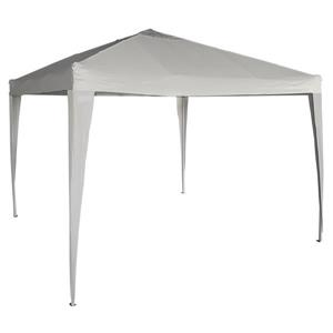 Henryka Pop-Up Gazebo - 10-in x 10-in - Grey