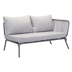 Pier Raf Double Seat - Grey