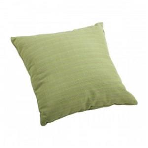 Cat Outdoor Pillow - Small - Apple Green Linen