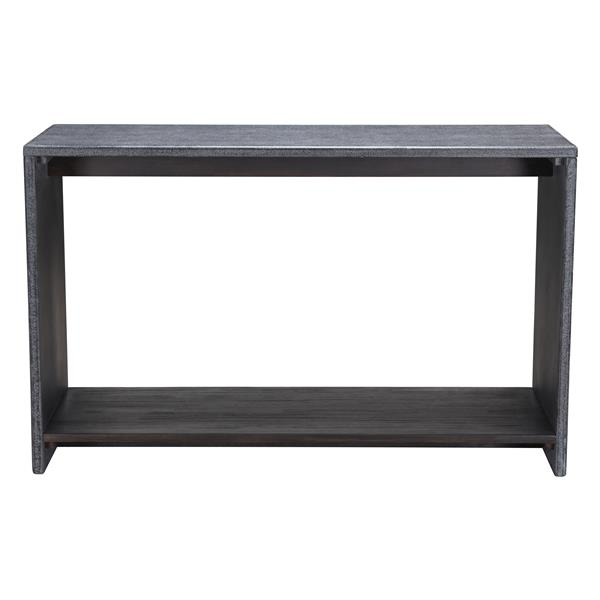 Zuo Modern Mom Console Table - 42.7-in x 29.5-in - Grey