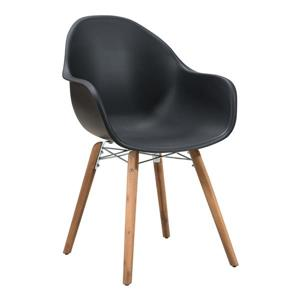 Tidal Dining Chair - Black - Set of 4