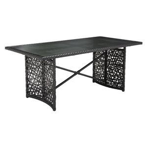 Table Santa Cruz, ocre