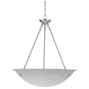 "Lustre à 3 lumières de Whitfield, 24"", chrome poli"