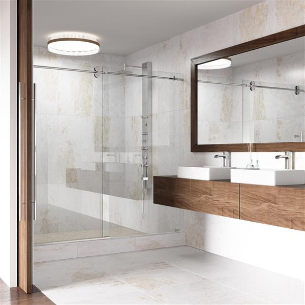 Ensemble de vasque de salle de bain et robinet, Magnolia