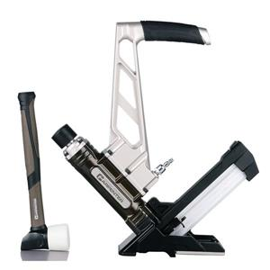 Carpenter Pneumatic 3-in-1 Flooring Nailer and Stapler