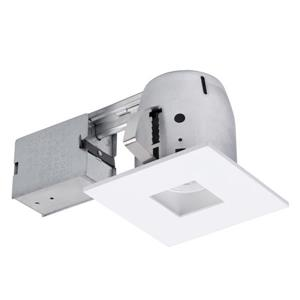 "Globe Electric Recessed Lighting Kit - 4"" - White"