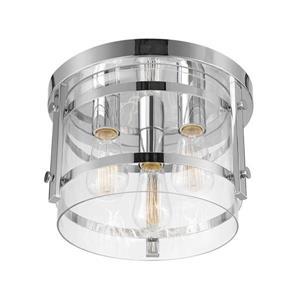 Plafonnier encastré Wexford, 3 lumières, 12