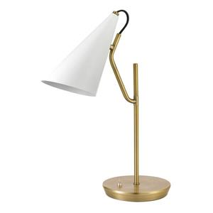 "Globe Electric Hartford Desk Lamp - 18"" - Brass"