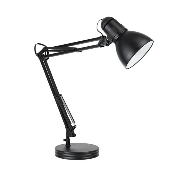 "Globe Electric Architect Desk Lamp - 28"" - Black"