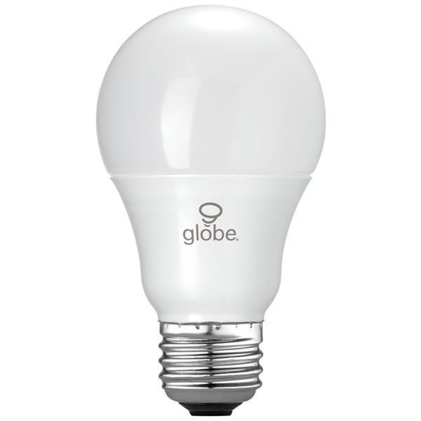 Ampoules DEL A19, blanc doux, paquet de 6