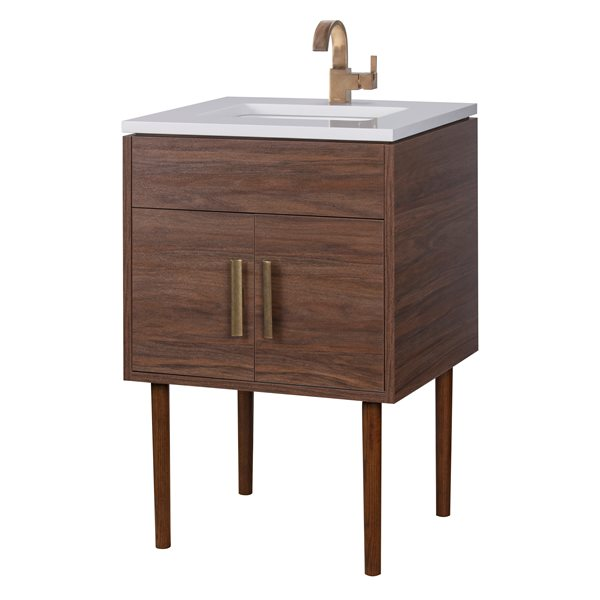 salle de bain brun cutler kitchen bath vanit de salle de bain garland 24