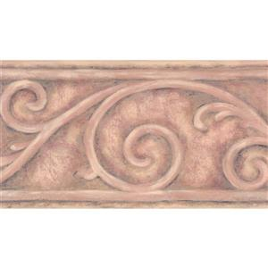 York Wallcoverings Wallpaper Border - 15-ft x 6.75-in - Wrought Iron Design