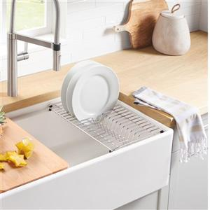 Profina Farmhouse Sink Dish Rack