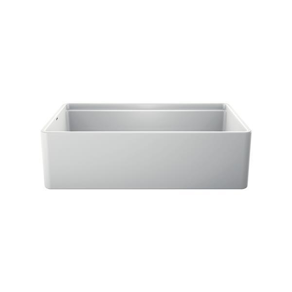 """Profina Farmhouse Sink - 36""""- White"""