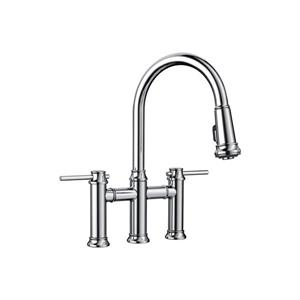 Empressa Pull-Down Faucet - Chrome