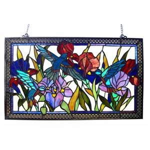 Tiffany Window Panel - 28