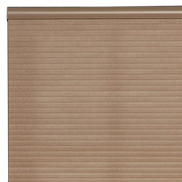 Store alvéolaire filtrant Lin 67,5x64