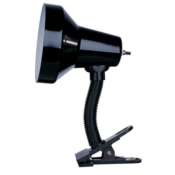 Dainolite Signature Desk Lamp - 10-in - Black