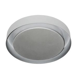 Vonn Lighting Talitha LED Flush Mount - Satin Nickel - 16-in