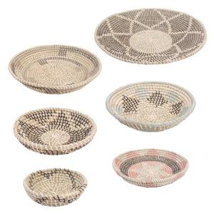 Notre Dame Design Elmina Decorative Baskets,  7 PK