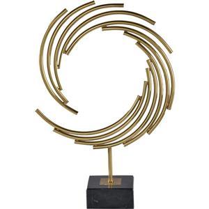 Laos Decorative Sculpture - Brass