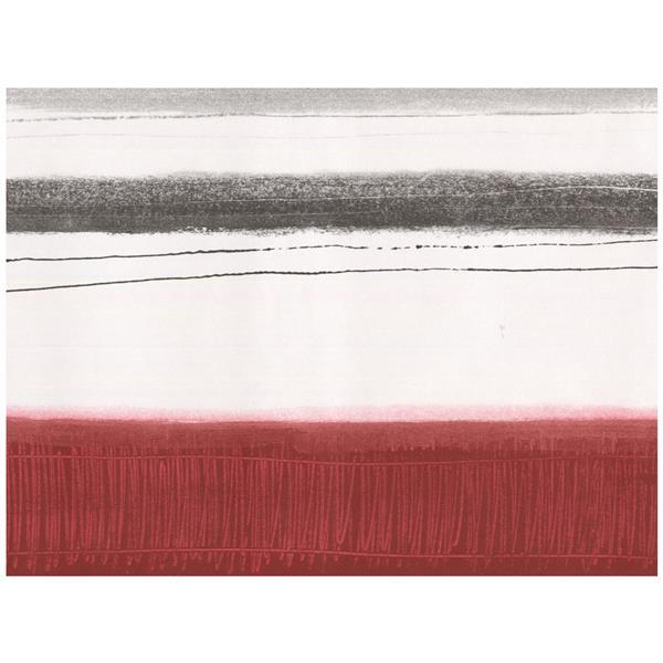 Norwall Prepasted Abstract Modern Art Wallpaper Border
