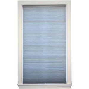 """Store alvéolaire double, 40,5"""" x 72"""", polyester, gris"""