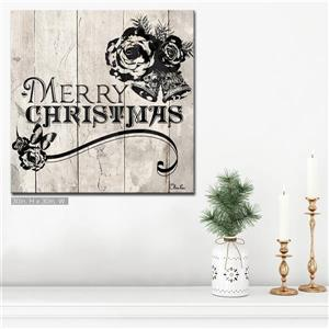 Merry Christmas Canvas Wall Art - 30