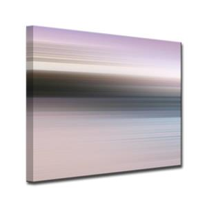 Blur Stripes Canvas Wall Décor - 40